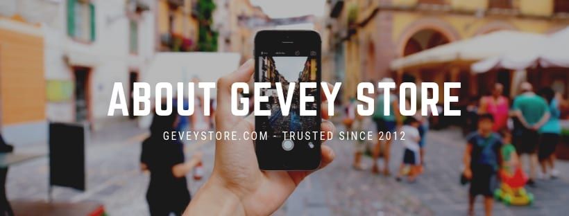 About us- Gevey Store, home of R-SIM and X-SIM