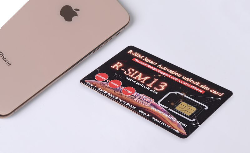 R-SIM 13 from GeveyStore will unlock any iPhone with any network