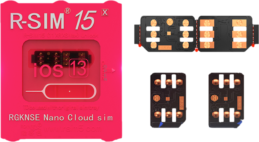RSIM 15 Gevey SIM is the best iPhone unlocking technology for 2020