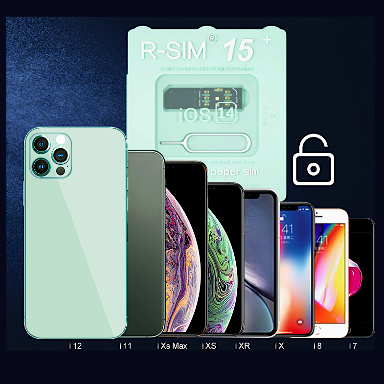 RSIM 15+ Gevey SIM is the best iPhone 12 unlocking technology for 2021