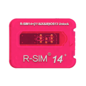 RSIM 14+ from GeveyStore is a 2019 Gevey SIM for iPhone unlocking